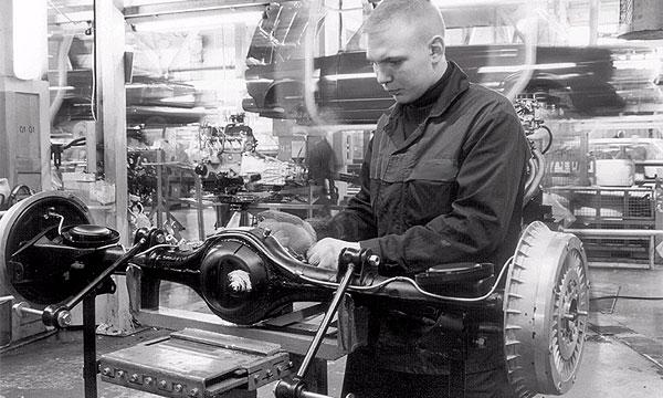 Производство автомобилей в Украине выросло на 18%