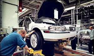 Volvo Cars сокращает 1 470 рабочих мест