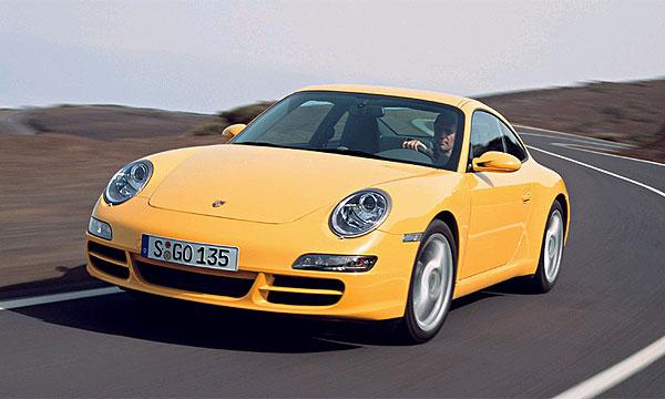 Электрические Porsche поступят в продажу в 2009 году