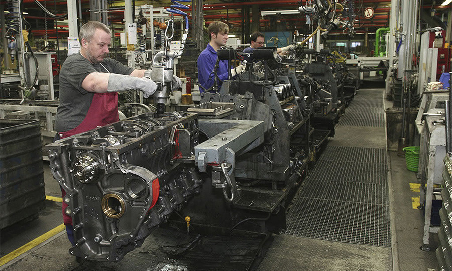 Двигатель для гоночной Lada сделают во Франции
