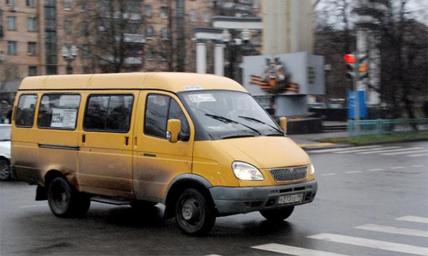 В Москве маршрутки заменят на автобусы