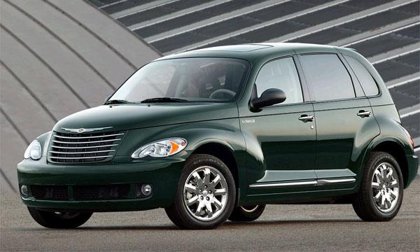 Chrysler снимает с производства PT Cruiser