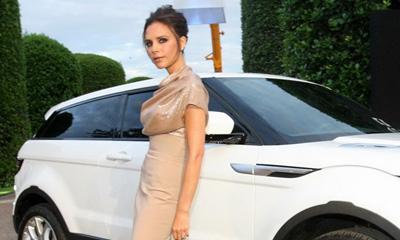 Виктория Бэкхем стала креативным дизайнером Range Rover
