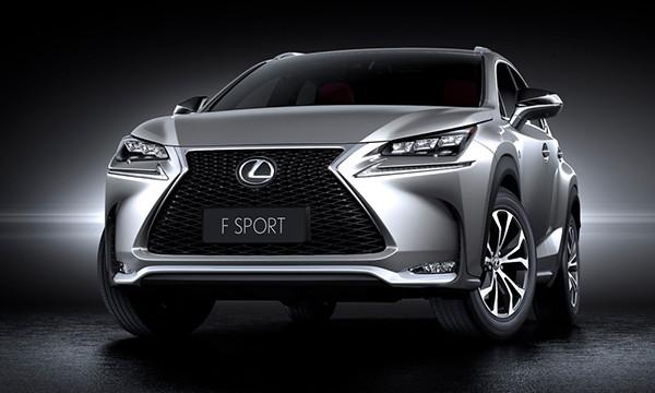 Объявлены предварительные цены на Lexus NX