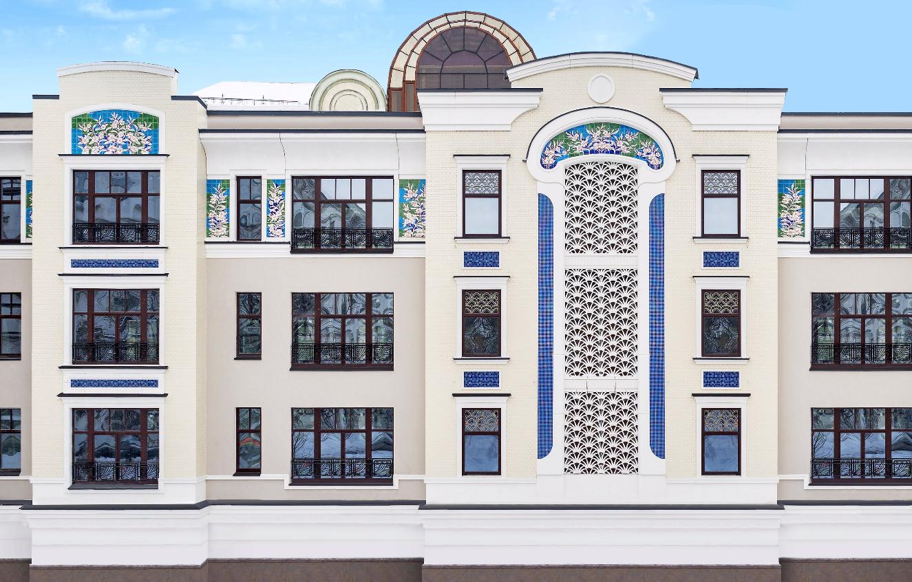 Как выглядит элитный жилой комплекс «Театральный дом» :: Вещи :: РБК Стиль