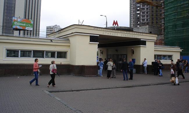 В Москве у станции метро «Сокольники» построят парковку
