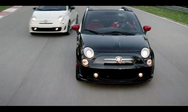 В Лос-Анджелесе дебютирует FIAT 500 Abarth Cabrio