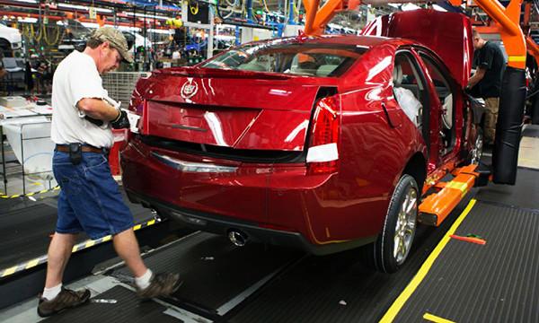 Завод General Motors в Санкт-Петербурге возобновил работу