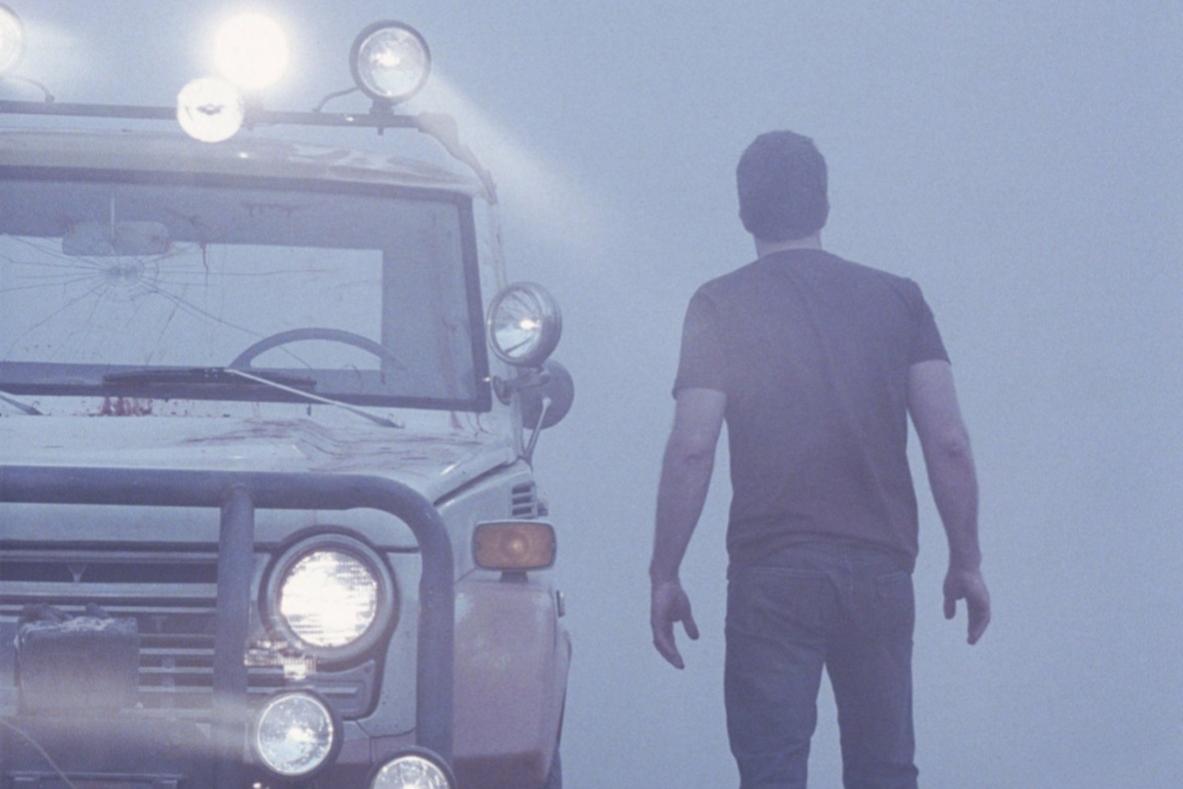 Кадр из фильма «Мгла»