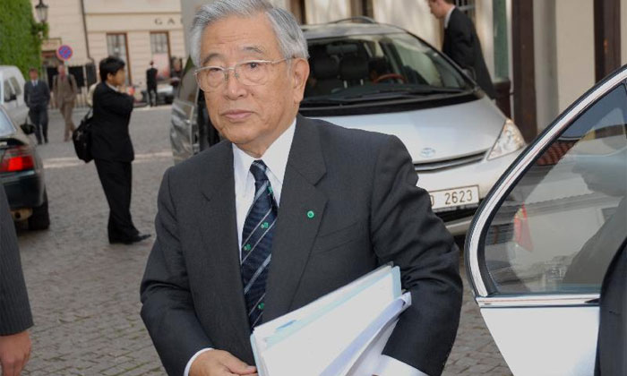 Шоичиро Тойода