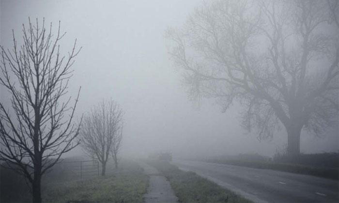 Туман парализовал движение в Москве и Подмосковье
