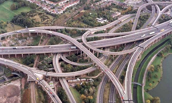На федеральной трассе Балтия открыли новую развязку