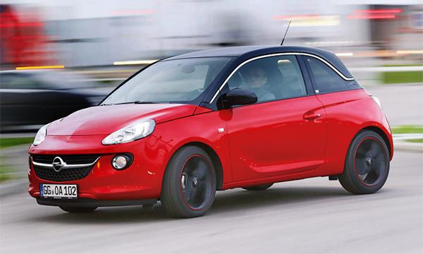 Самый маленький Opel оснастят новым мотором
