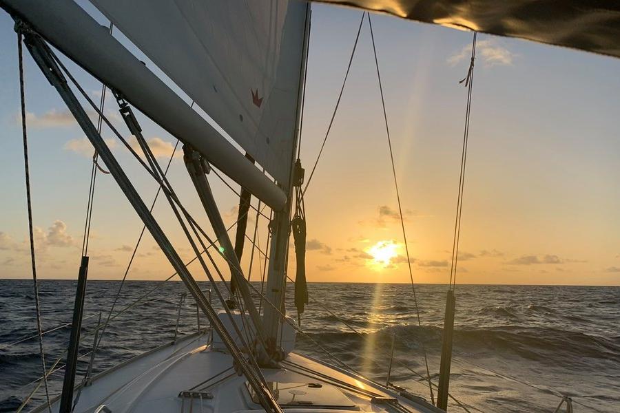 Фото: Facebook / Ever.sailing