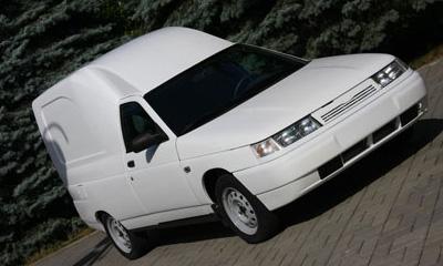 Богдан выпустил пикап на базе ВАЗ-2110