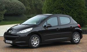 Peugeot 207 - новая мода для городских автомобилей