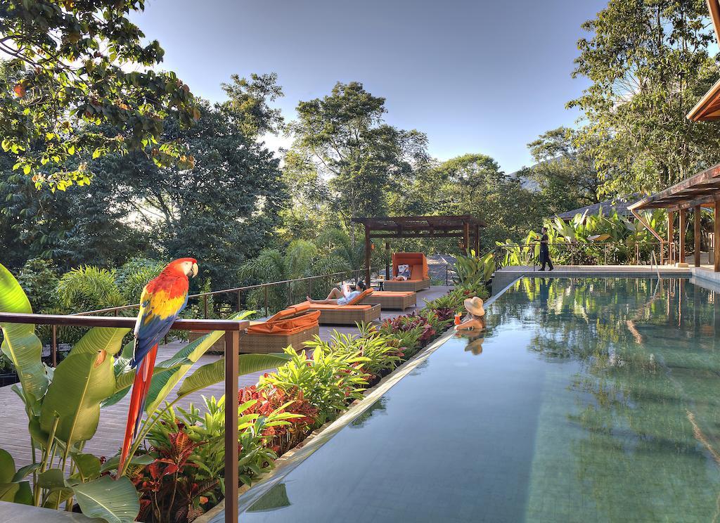 Отель Nayara Springs, Коста-Рика