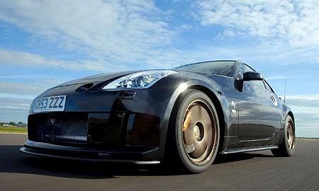 Nissan 350Z GT-S