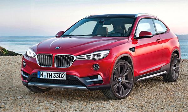 BMW X2 и еще пять способов припарковаться на бордюре