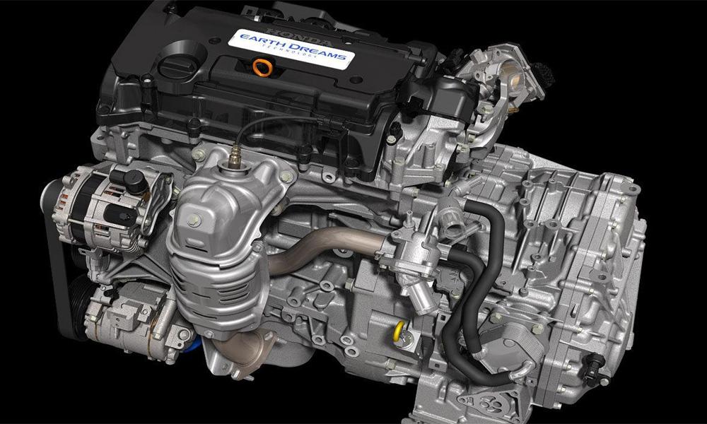 Honda представит первый двигатель семейства Earth Dreams