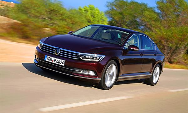 Volkswagen объявил о начале приема заказов на новый Passat