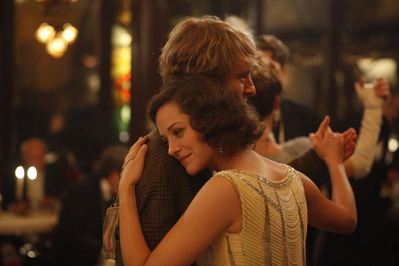 Кадр из фильма«Полночь в Париже»