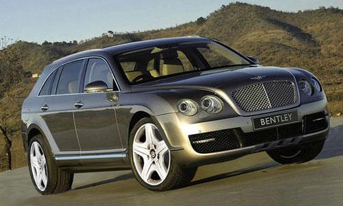 Bentley BY616 внедорожник