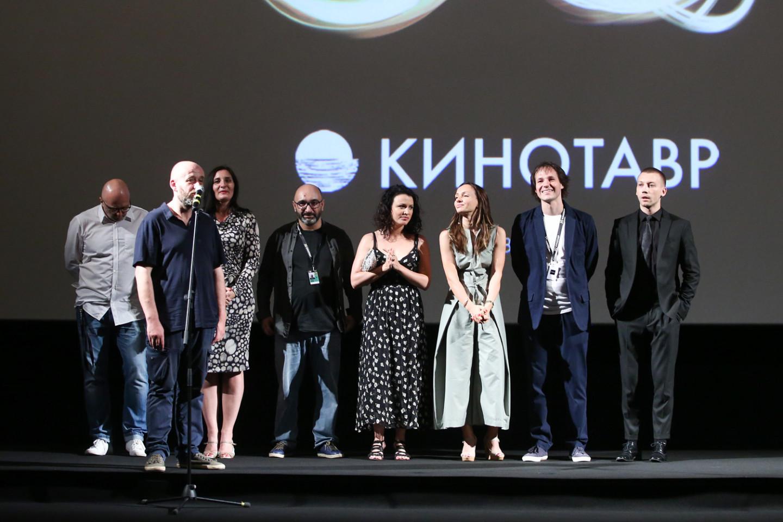 Команда фильма «Большая поэзия»