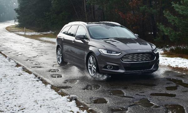 Для испытаний автомобилей Ford построили самую худшую дорогу в мире