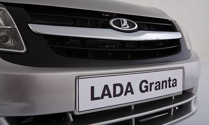 Lada Granta придется ждать по три месяца