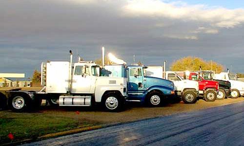 Очереди из грузовиков растянулись на 35 км