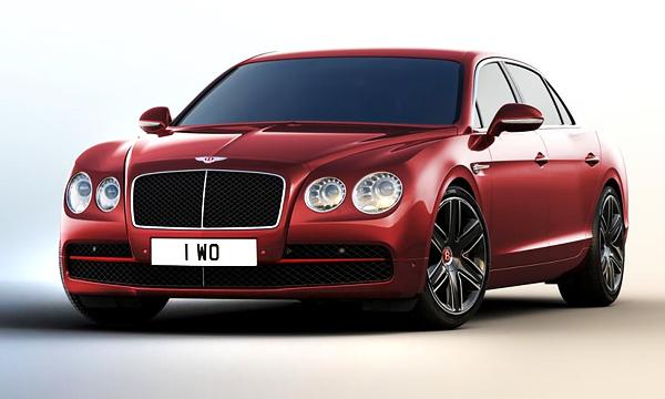 Bentley разработал самый дорогой Flying Spur