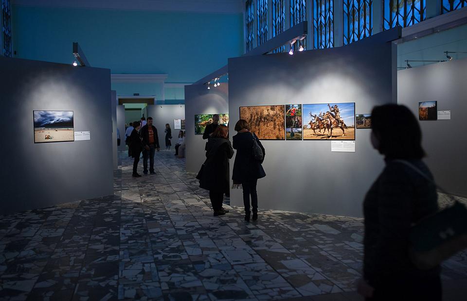 Фестиваль современной фотографии на ВДНХ