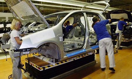 Volkswagen планирует сокращения