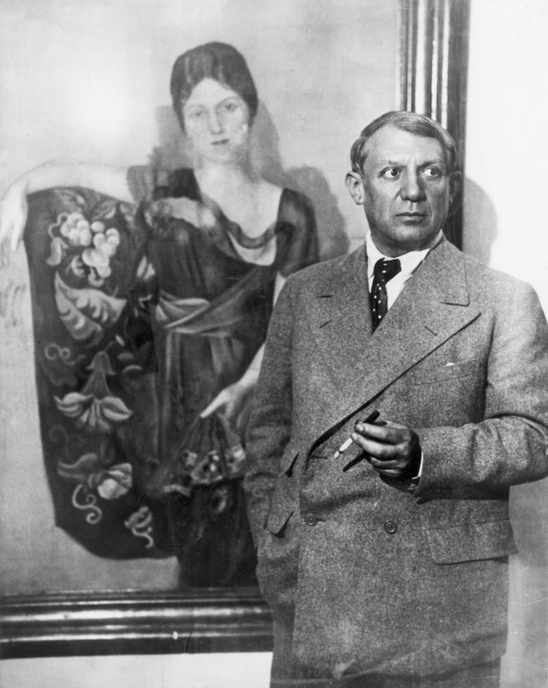 Пабло Пикассо, 1935