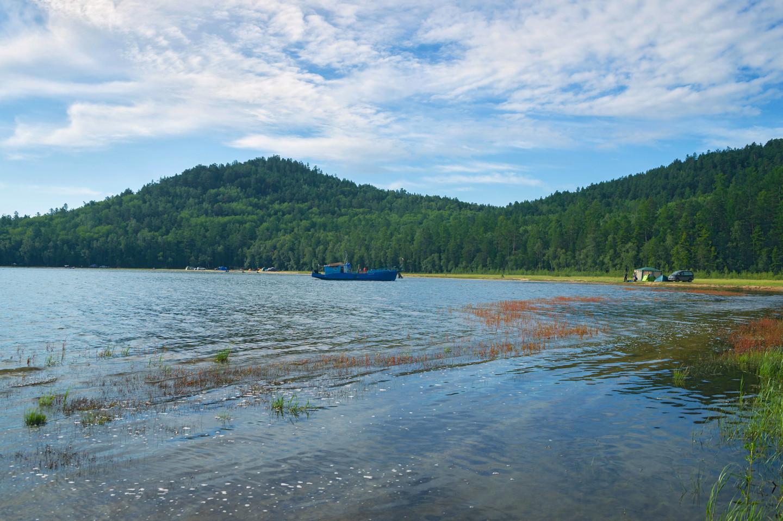 Чивыркуйский залив озера Байкал