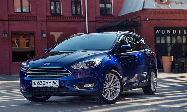 Ford начал оснащать свои автомобили системой «ЭРА-ГЛОНАСС»