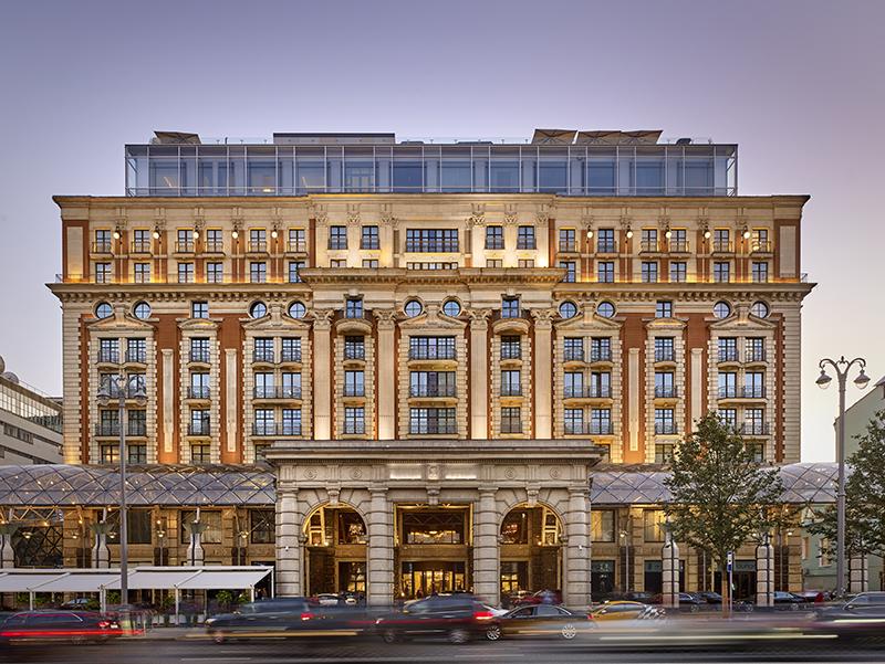 Фото: пресс-служба The Ritz-Carlton Moscow