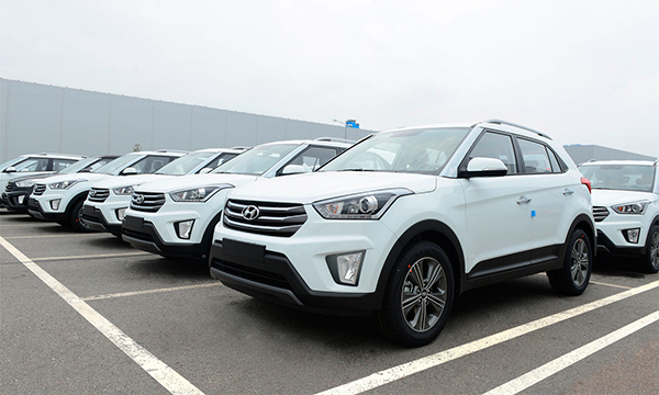 В России началось серийное производство Hyundai Creta