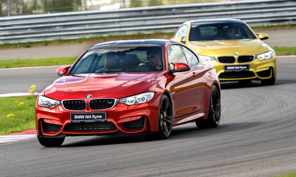 В городе на букву М. Тест самых быстрых BMW