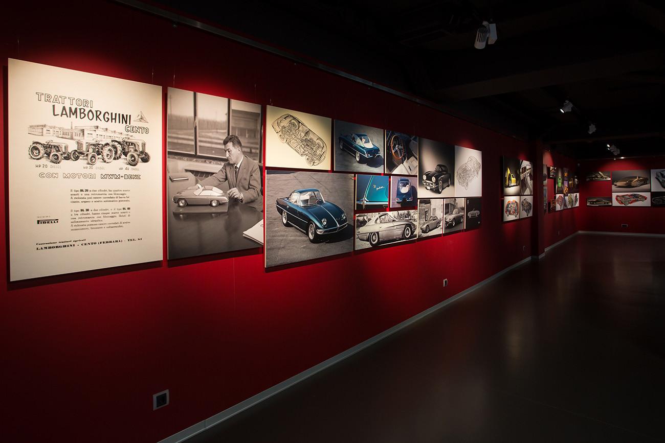Фото: пресс-служба Lamborghini