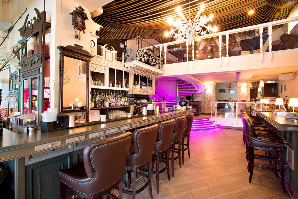 I like bar на Шаболовке