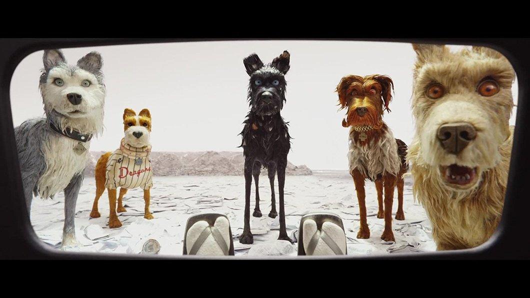 Кадр из фильма«Остров собак»