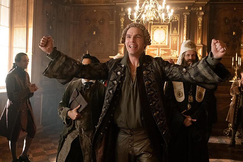 Кадр из сериала «Великая»