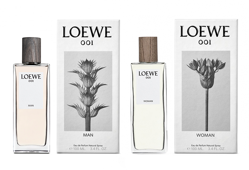 Loewe 001 Man и 001 Woman
