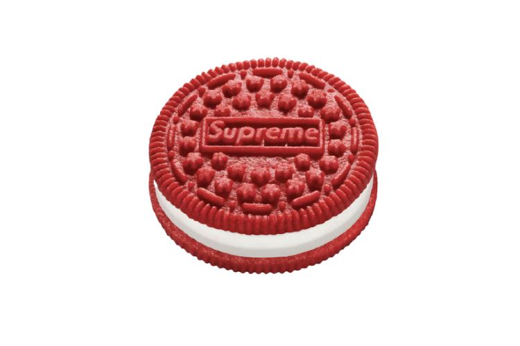 Печенье, коллаборация Supreme X Oreo