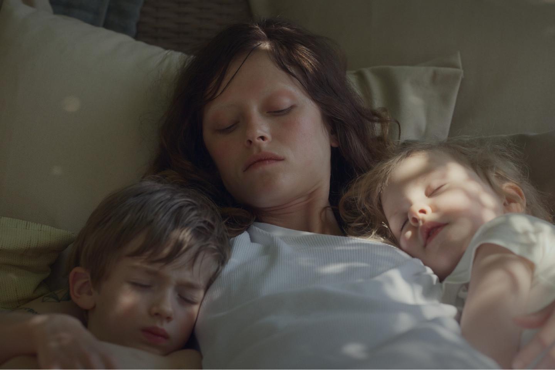 Кадр из фильма «Медея»