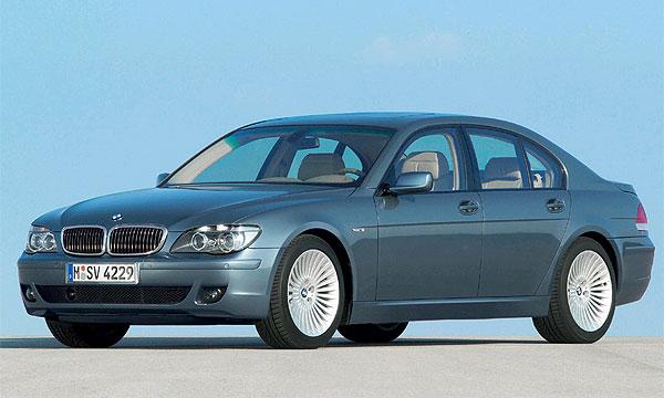 BMW 7 серии будут собирать в Египте