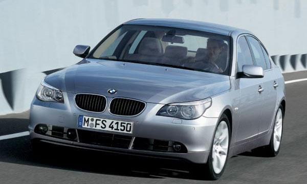 Автомобили BMW будут автоматически глушить мотор