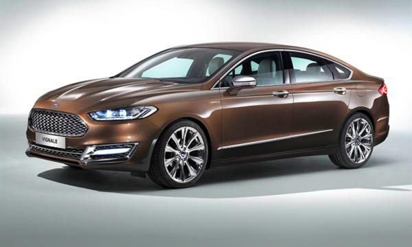 Ford анонсировал премиальный суббренд